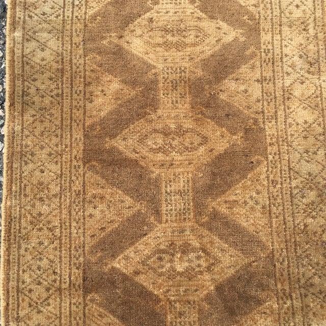 "Vintage Turkaman Persian Rug - 1'11"" x 2'9"" - Image 4 of 10"
