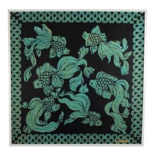 Batik on Silk - Koi Fish For Sale