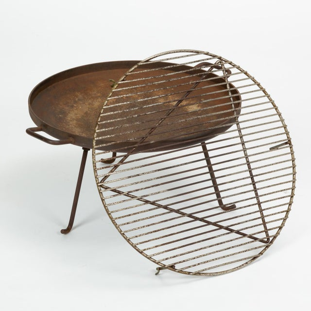 1950s California Modern Barbecue or Brazier by Stan Hawk for Hawk House For Sale - Image 5 of 13