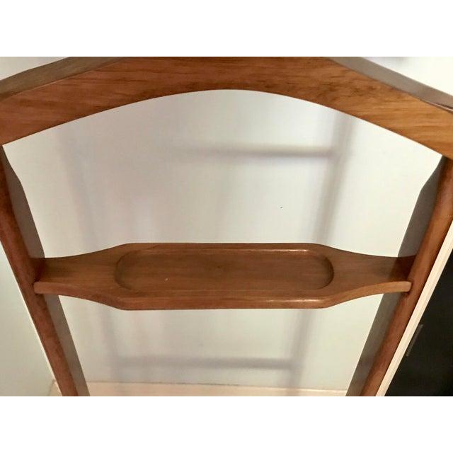 Vintage Wooden Valet - Image 2 of 4