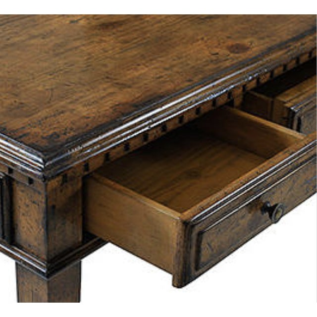 New Barclay Butera Mountain Collection Desk - Image 2 of 7