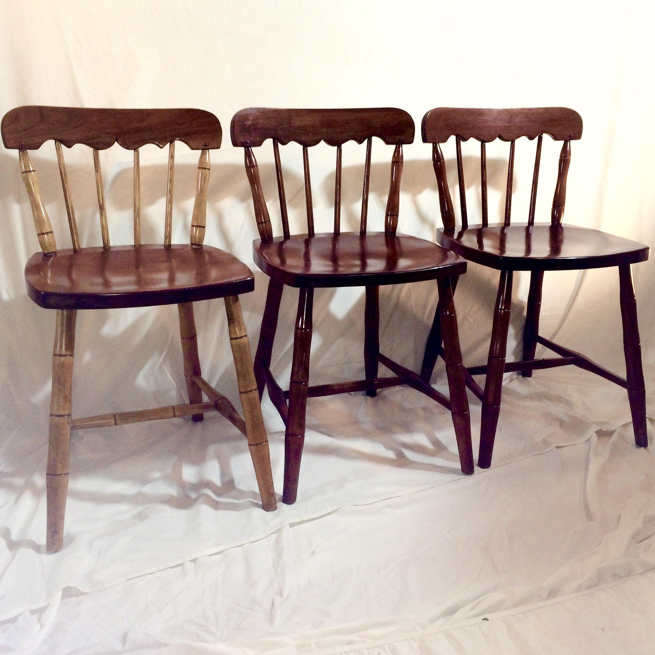 Gentil These Chairs Are Part Of The Cherry Valley Collection By Stickley Furniture  Company From The 1950u0027s