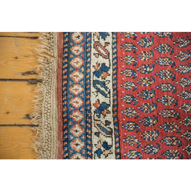 "Vintage Kurdish Carpet - 5'2"" X 9'6"" For Sale In New York - Image 6 of 13"