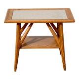 Image of Mid Century Jamestown Lounge Co. Design Jack Van Der Molen End Table For Sale