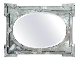 Image of Mirrored Glass Mirrors