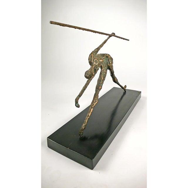 Curtis Jere Jere Bronze Figural Sculpture For Sale - Image 4 of 8