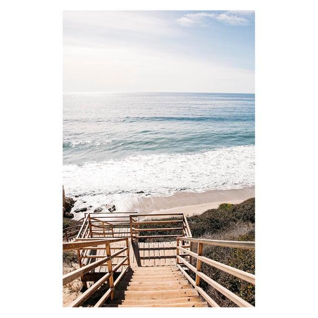 """""""El Matador Beach"""" Original Framed Photograph For Sale"""
