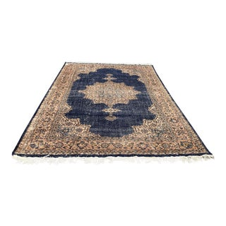 "Turkish Oversize Handmade Oushak Rug - 8' x 11'5"" For Sale"