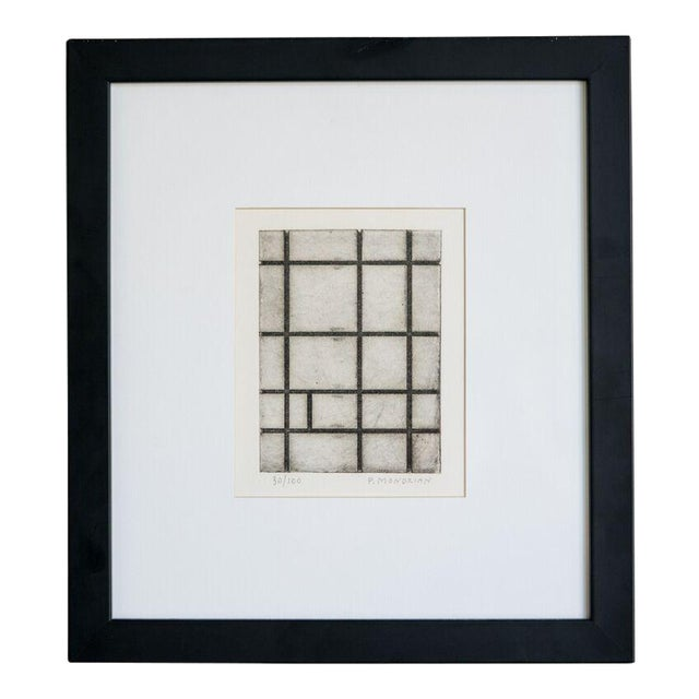 Slant select -- Untitled P. Mondrian For Sale
