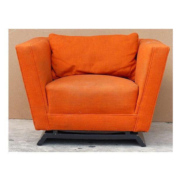 Mid-Century Modern Club Chair - Image 2 of 7