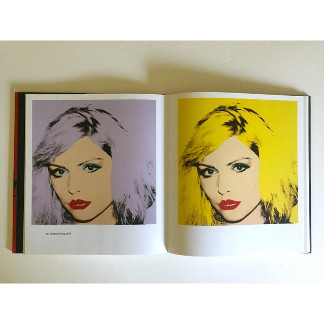 """"""" Andy Warhol Portraits """" Rare 1st Edtn Vintage 1993 Iconic Collector's Volume Hardcover Book For Sale - Image 9 of 13"""