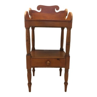 Antique Wash Stand For Sale