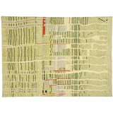 Image of Contemporary Moroccan Area Rug - 10' X 13'08 For Sale
