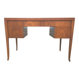 Signed Widdicomb Wood Desk