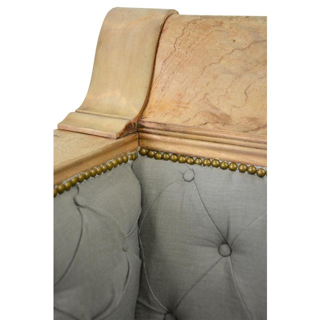 Vintage European Deconstructed Sofa For Sale - Image 6 of 8