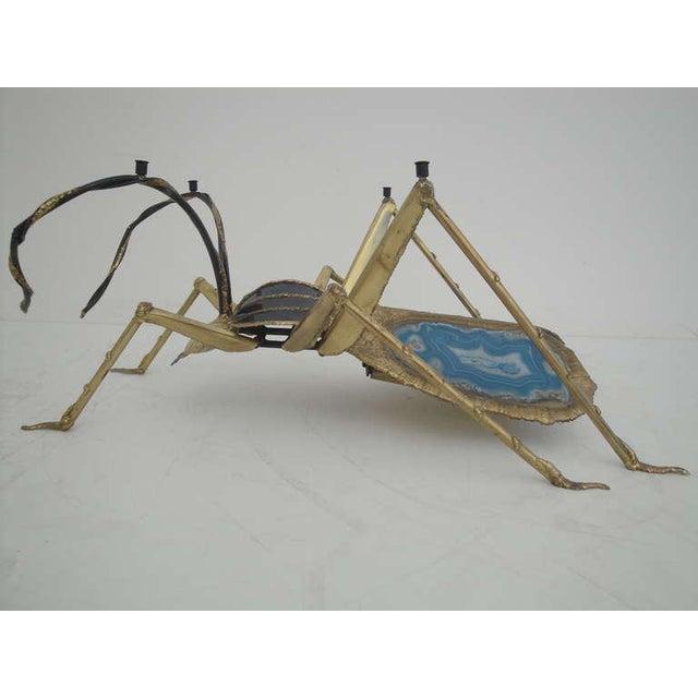 Henri Fernandez Henri Fernandez Beetle Sculpture or Coffee Table for Atelier Duval-Brasseur For Sale - Image 4 of 10
