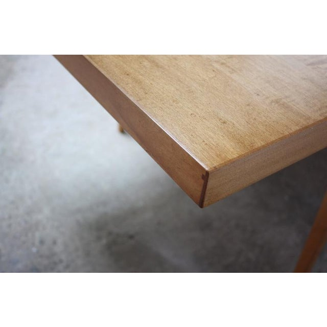 Paul McCobb Maple Extendable Dining Table - Image 4 of 11