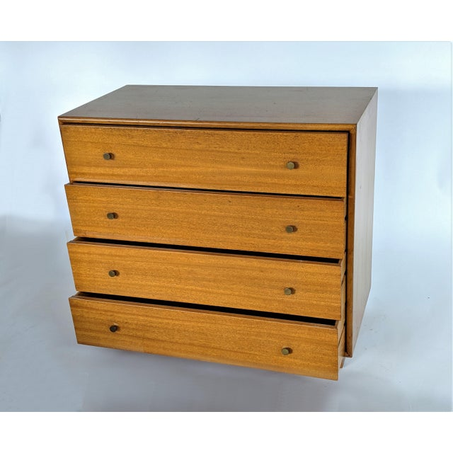 Wood Harvey Probber Mid-Century Modern Dresser Cabinet For Sale - Image 7 of 10