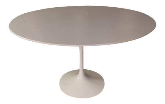 Round Dining Table Mid Century Modern