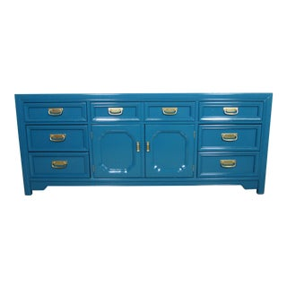 Huntley by Thomasville Lacquered Chest of Drawers