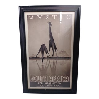 Ullman Mystic Framed Print For Sale