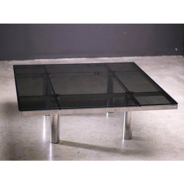 1960s Andre Coffee Table Designed by Afra and Tobia Scarpa for Knoll International For Sale - Image 5 of 8