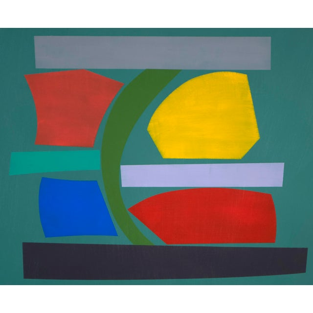 Abstract Will Lustenader: Clipped Cadence For Sale - Image 3 of 6
