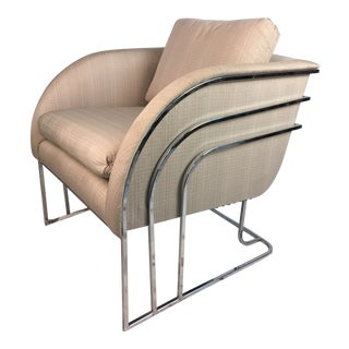 1960s Vintage Warren Lloyd Side Chair For Sale