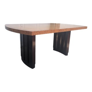 Vintage 1950's Mid-Century Modern Renzo Rutili Dining Table For Sale