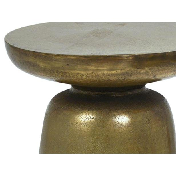 Brass Sydney Side Table - Image 2 of 2