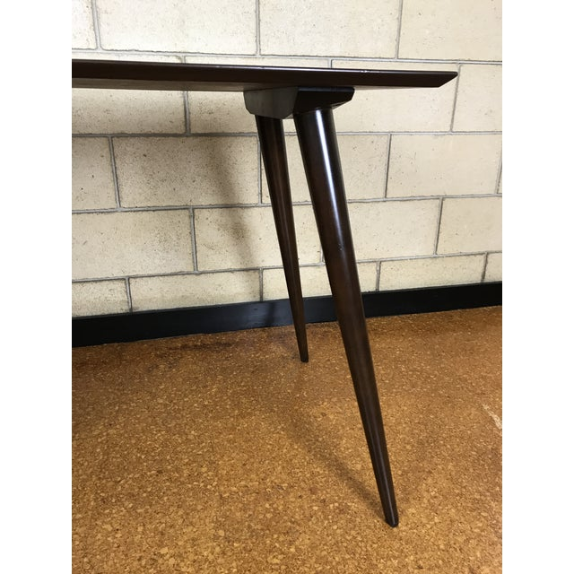 """Winchendon Furniture """"Planner Group"""" Paul McCobb for Winchendon/Planner Group Refinished Desk For Sale - Image 4 of 10"""