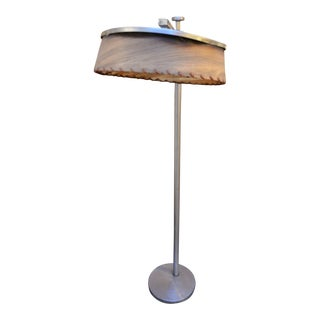 Mid Century Modern Kurt Versen Flip Floor Lamp For Sale