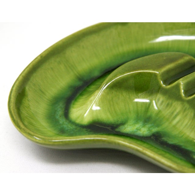 Mid-Century Modern Mid Century Modern Maddox of California Art Pottery Ashtray For Sale - Image 3 of 6
