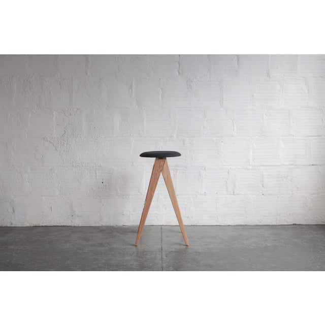 Tgm Mid-Century Modern Compass Bar Stool For Sale In Portland, OR - Image 6 of 6