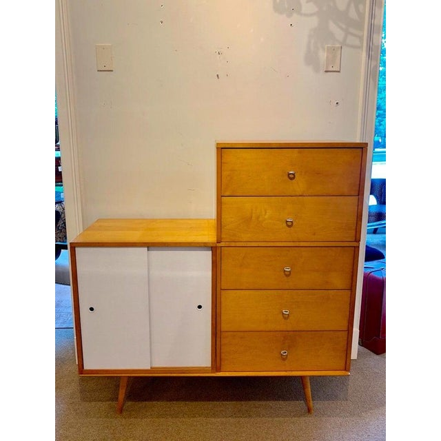 Paul McCobb Modular Cabinet or Dresser for the Planner Group For Sale In Atlanta - Image 6 of 13