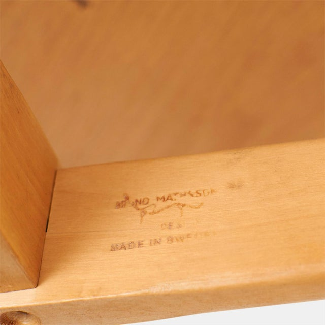 DUX Bruno Mathsson table for DUX c1944 For Sale - Image 4 of 7