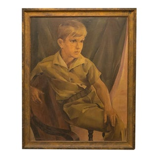 H Abramson Oil Painting For Sale