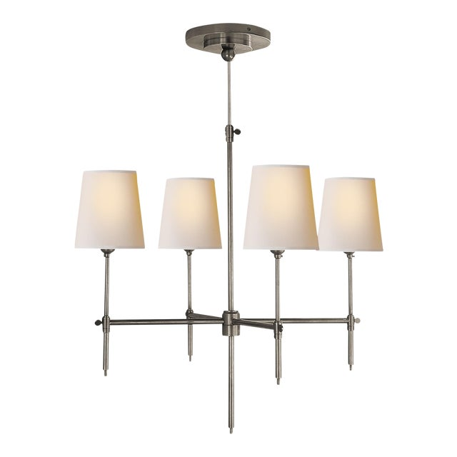 """Thomas O'Brien for Visual Comort """"Bryant"""" Chandelier For Sale"""