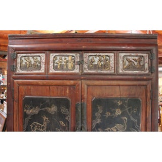 19th Century Antique Chinese Wedding Cabinet Preview