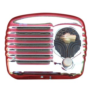 1948 Arvin Am Radio For Sale