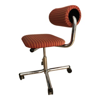 1970s Vintage Ray Wilkes for Herman Miller Pre-Production Rollback Chair For Sale