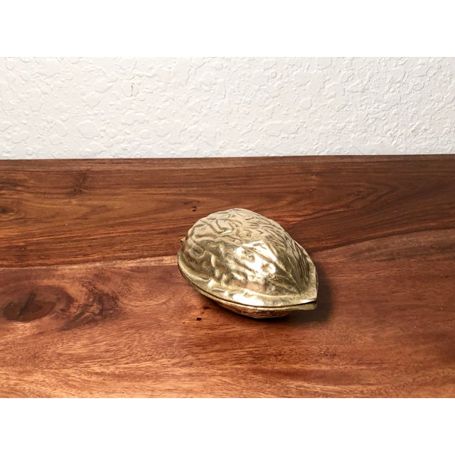 Mid 20th Century Solid Brass Walnut Cracker For Sale - Image 12 of 13
