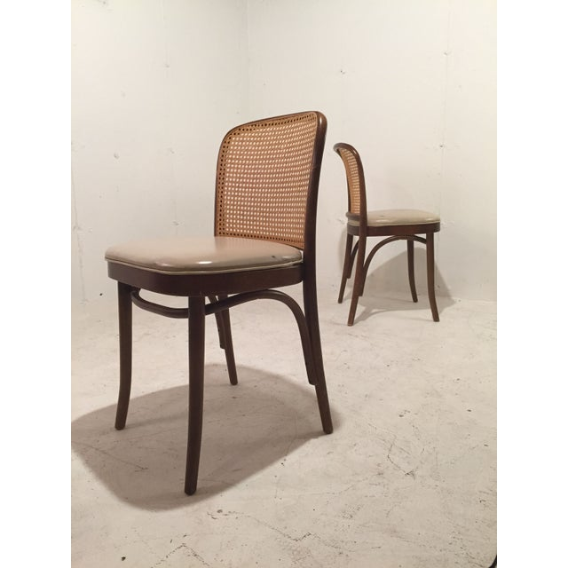 Josef Hoffmann for Thonet Chairs - A Pair - Image 3 of 4