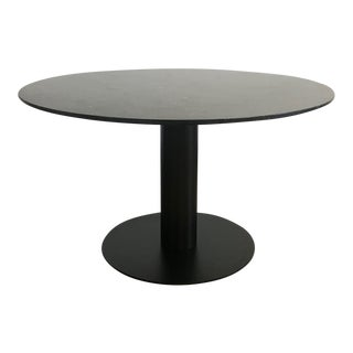Modern Gubi Nero Marquina Dining Table For Sale