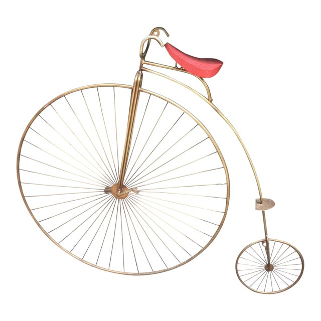 Curtis Jere Big Tire Bicycle For Sale