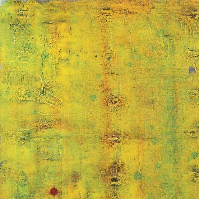 Bernhard Zimmer produces deeply layered, subtly textured abstract paintings that contain diametrically opposed...