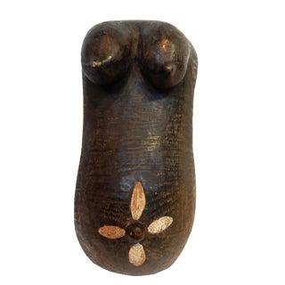Makonde Body mask (Njorowe) Tanzania