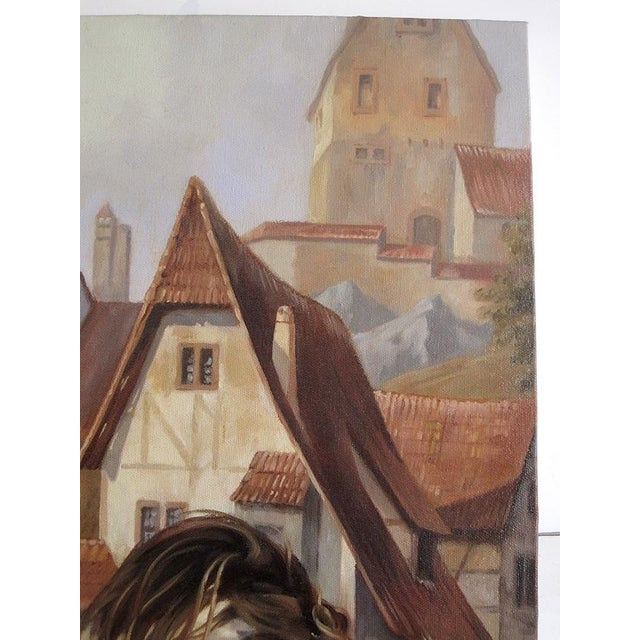 """Sophia's European Vacation"" Pet Portrait - Image 5 of 9"