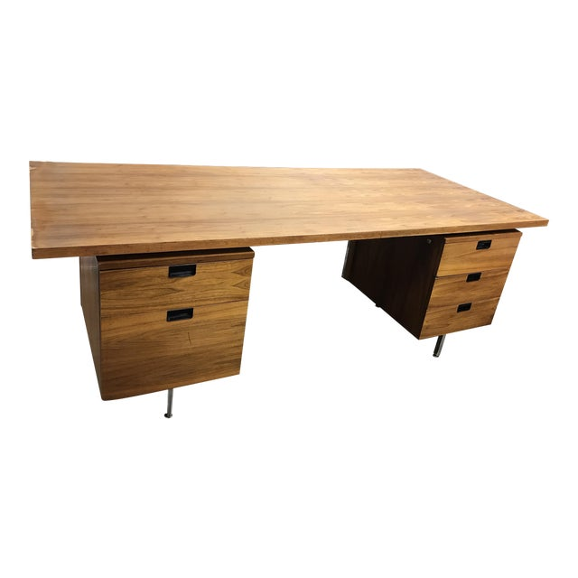 George Nelson for Herman Miller Executive Desk - Image 1 of 11