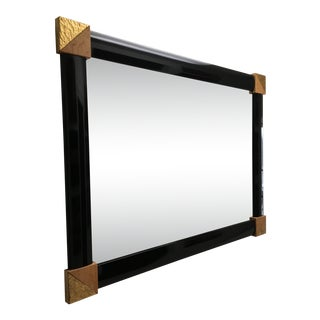 Deco Style Wall Mirror For Sale